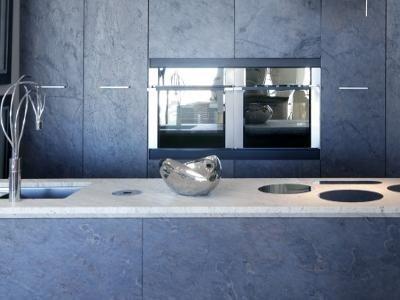 Ristrutturazione cucine cucine in muratura roma genga