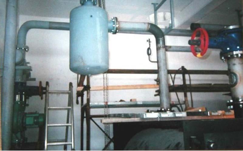 tubazioni e impianti industriali