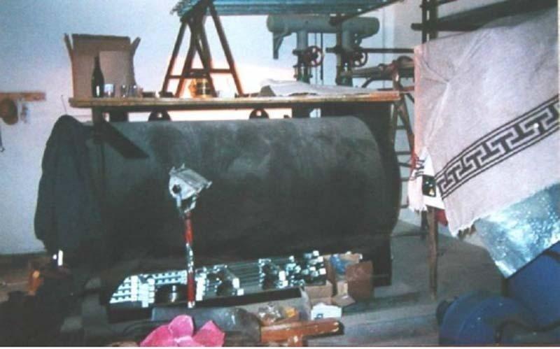 riscaldamento impianto industriale