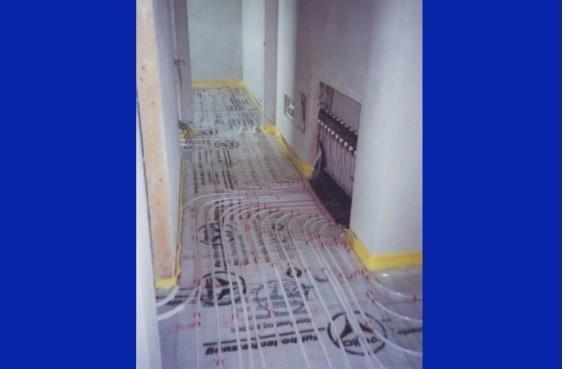 impianto riscaldamento monotubo