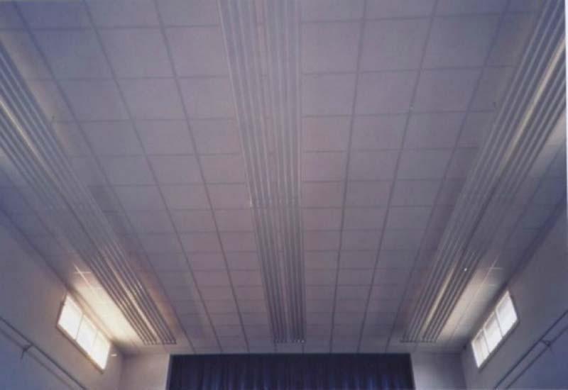 impianto riscaldamento a soffitto Ravenna