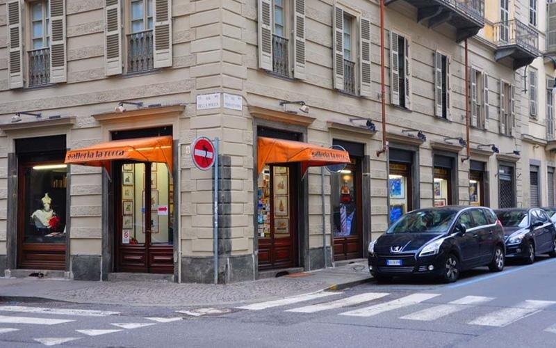 Galleria La Rocca di Torino