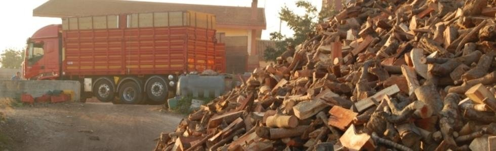 vendita legna e pellet