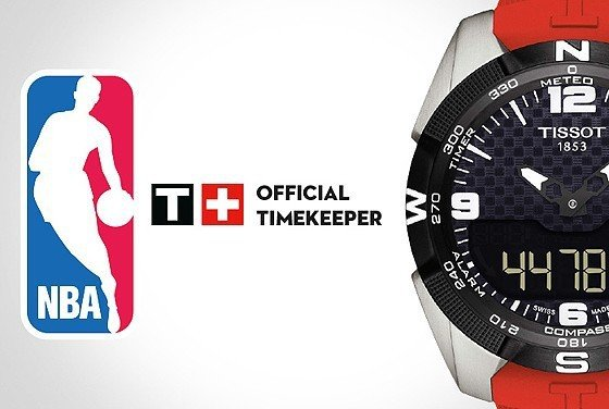 Tissot Official Timekeeper Watches Marin, CA