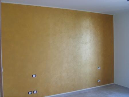 decorazione velatura oro