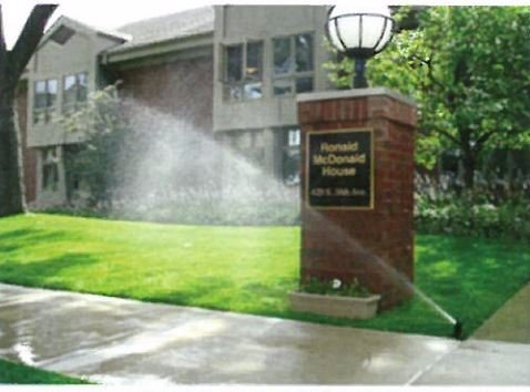 Sprinkler that had sprinkler repair at property in Omaha, NE