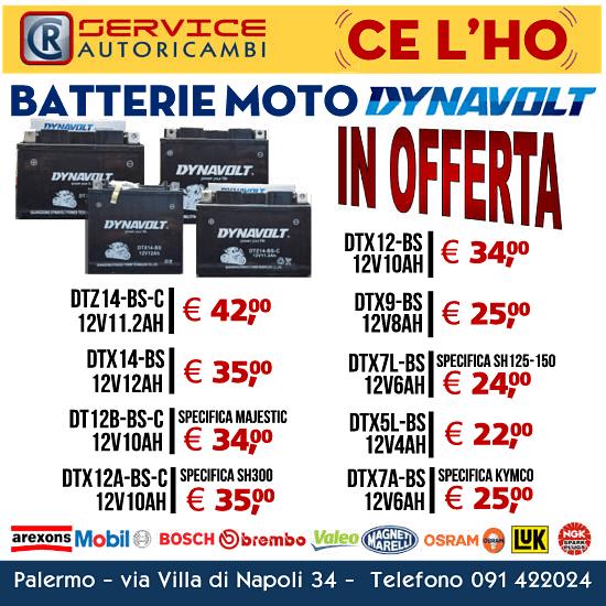 Batterie moto