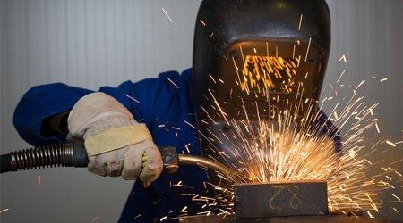 iron cutting