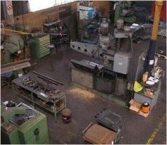 Lavorazione lamiere e carpenteria metallica