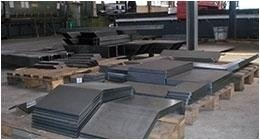 carpenteria metallica medio pesante