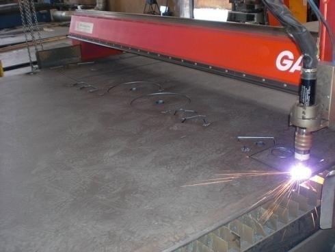 sagome di metallo