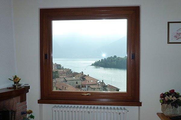 finestra personalizzata