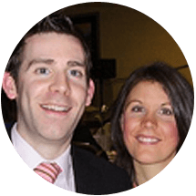 Neil Stranney and Julie Stranney