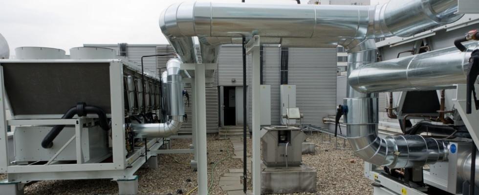 impianto refrigerazione