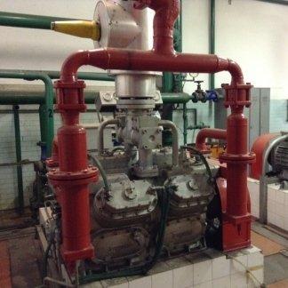 installazione e manutenzione di frigoriferi industriali