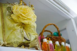 Grande rosa gialla