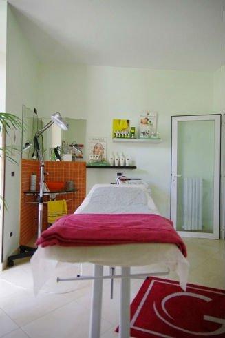 Sala di trattamento da un altro angolo