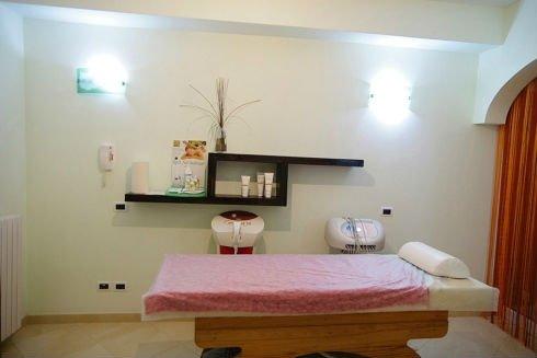 Sala di trattamento