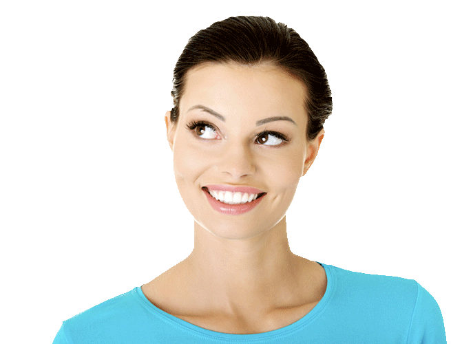 absolute smiles smiling woman