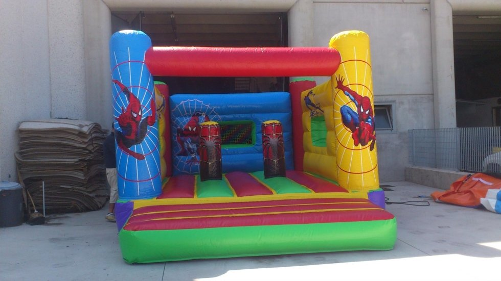 Saltarello Spiderman