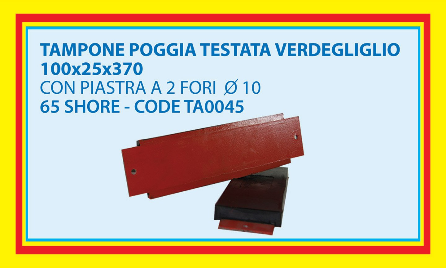 pad stand for Verdemiglio head