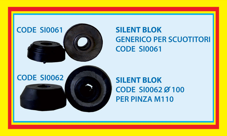 silent blok