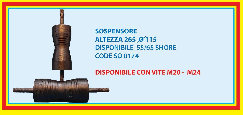 suspension height 265/ 115