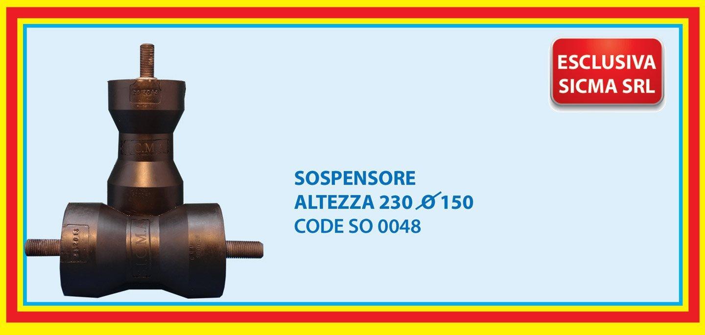 height suspension  230