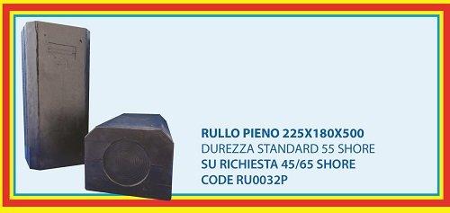 full roll instructions 225X180X500
