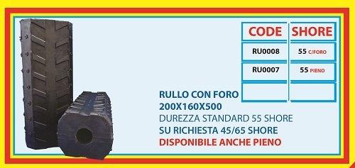 full roll instructions 200X160X500