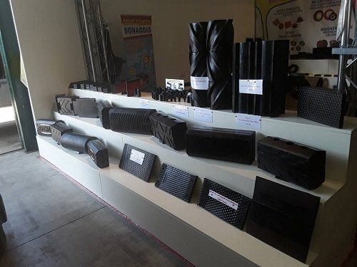 rubber products for sale