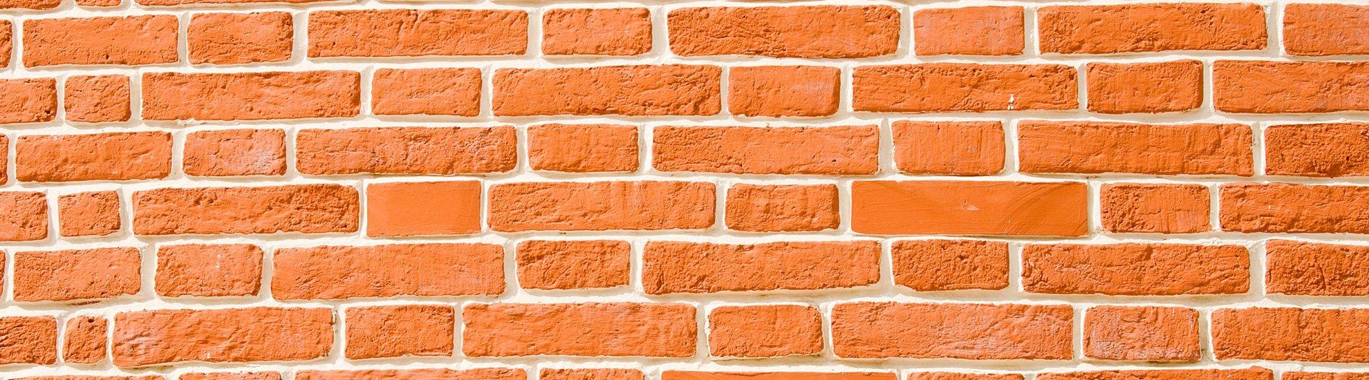 brick walling