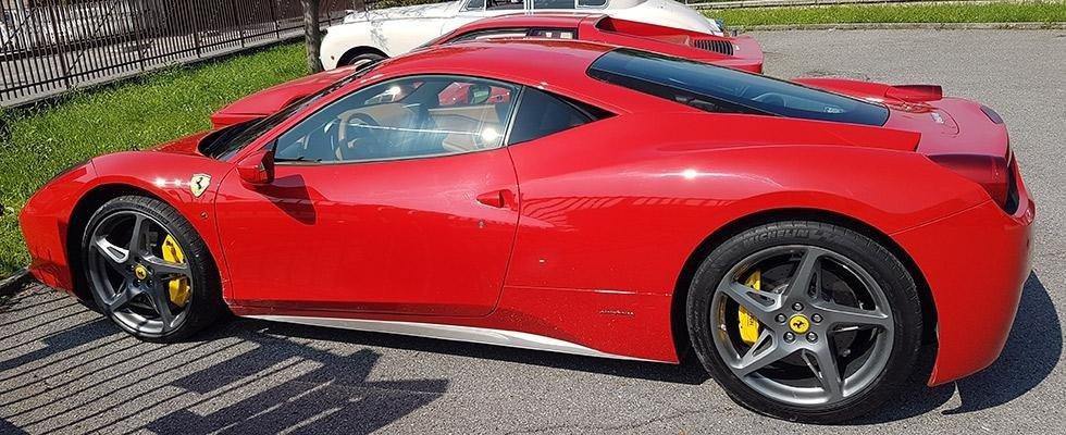 Auto sportive Brescia