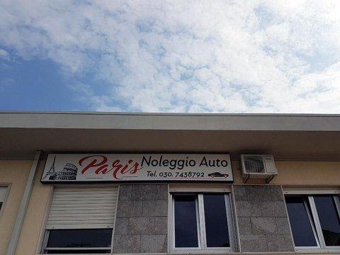 Noleggio auto Brescia
