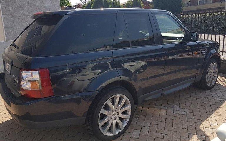Noleggio Range Rover Sport