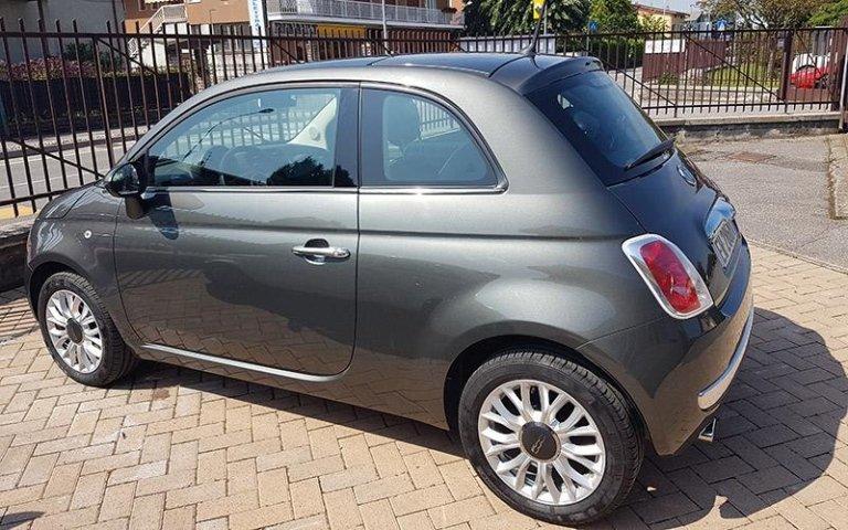 Noleggio Fiat Cinquecento