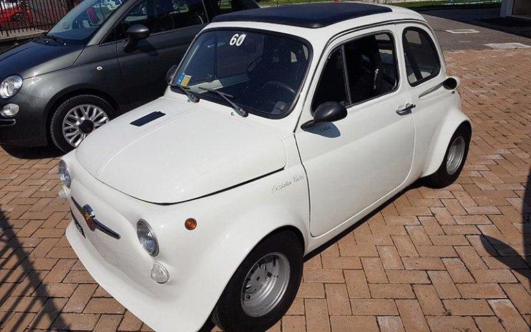 Noleggio Fiat Cinquecento d
