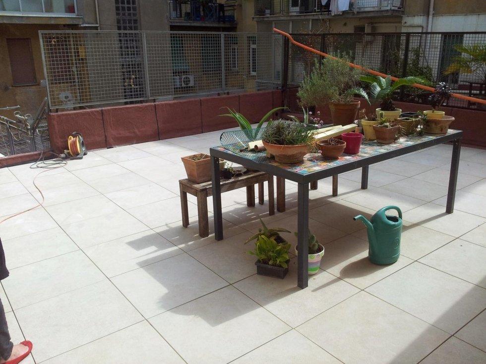 copertura terrazza