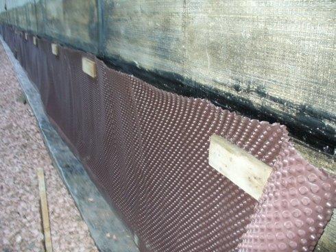 Lavorazione asfalti edili
