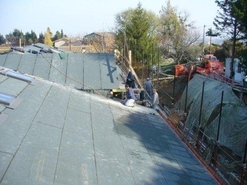 Realizzazione impermeabilizzazione tetti Rimini