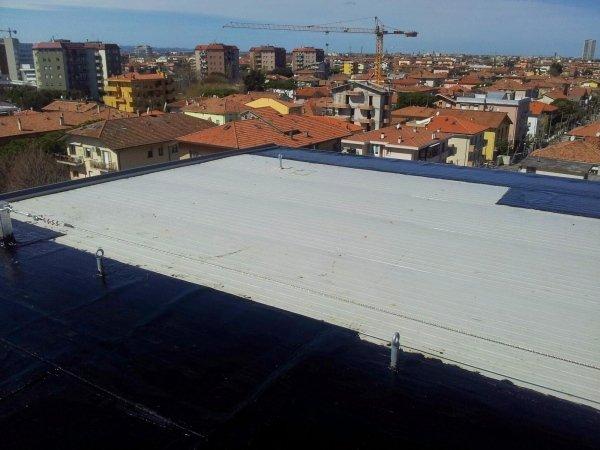 lavori di copertura tetti