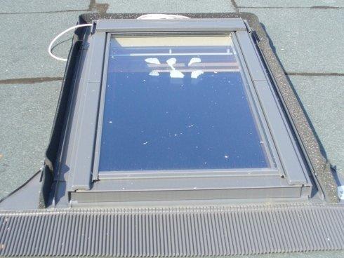 Impermeabilizzazione lucernari