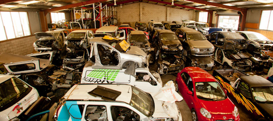 For used and reconditioned Holden and Nissan parts shipped across New Zealand