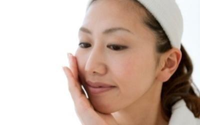 Salute della pelle del viso