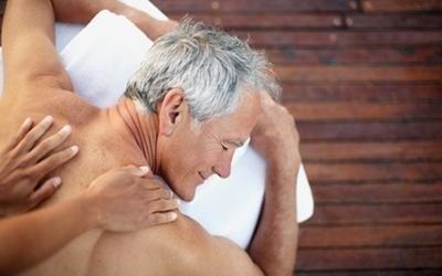 Trattamento massaggi uomo