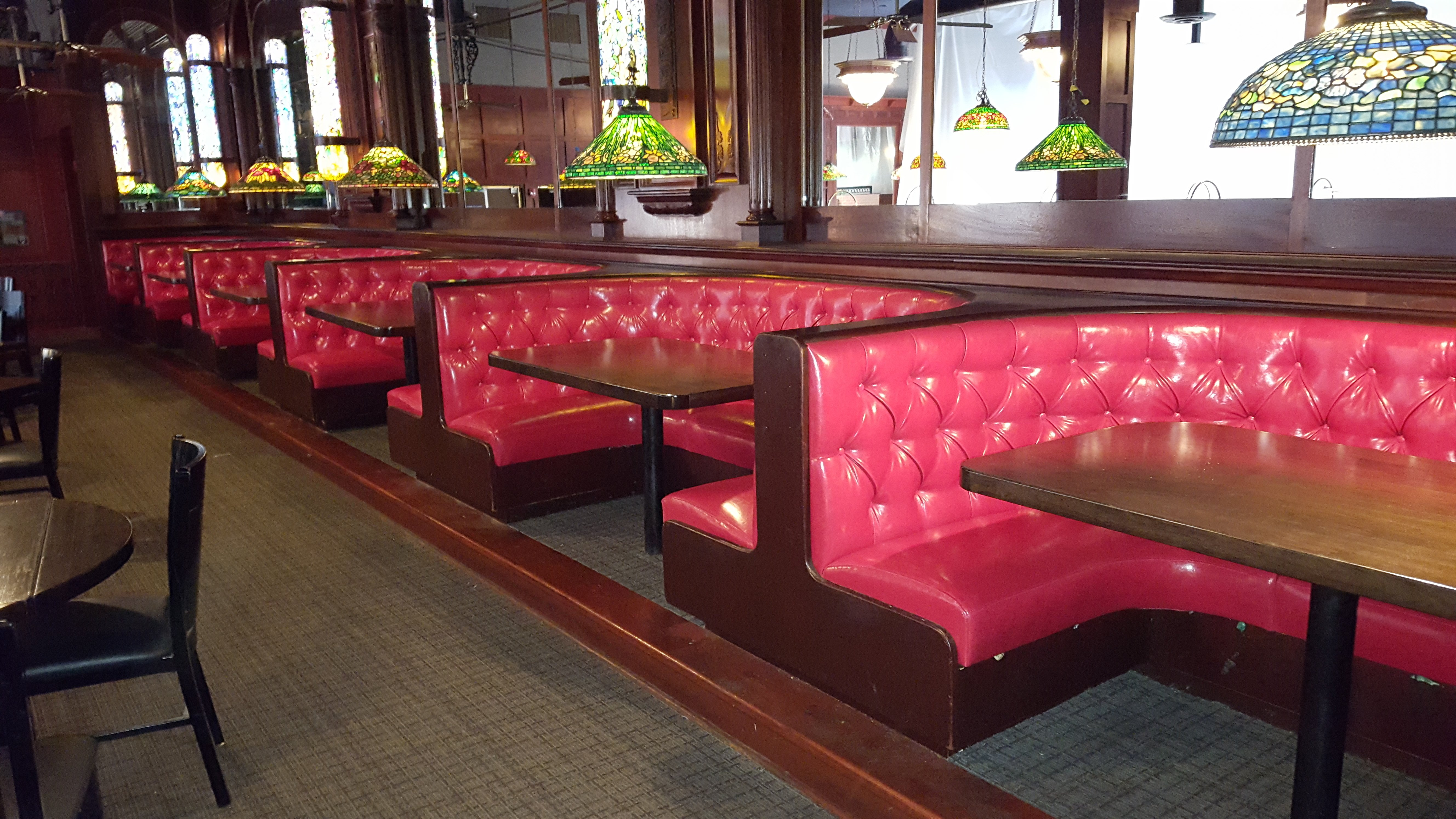 commercial upholstery in Bay Village & Cleveland, OH