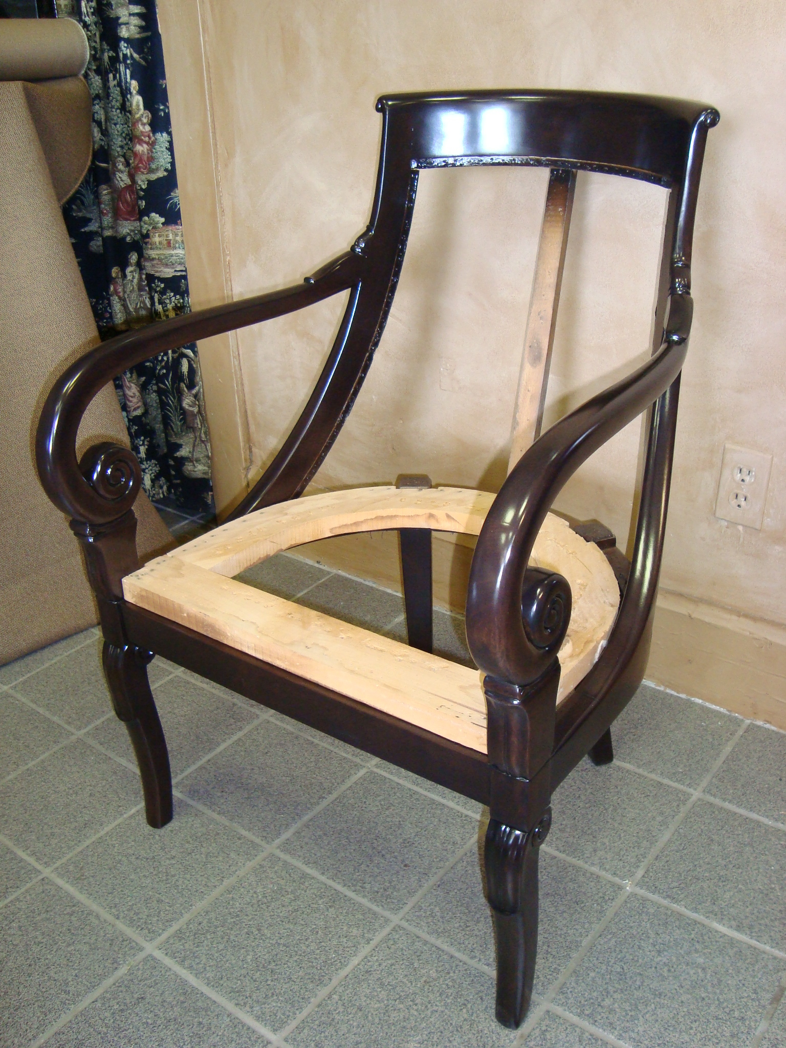 Custom furniture restoration Westlake, Bay Village & Cleveland, OH