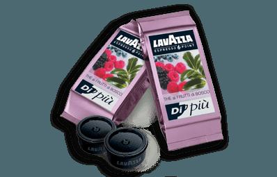 lavazza tè ai frutti rossi