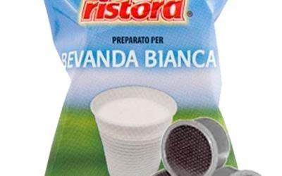 preparato per bevanda bianca