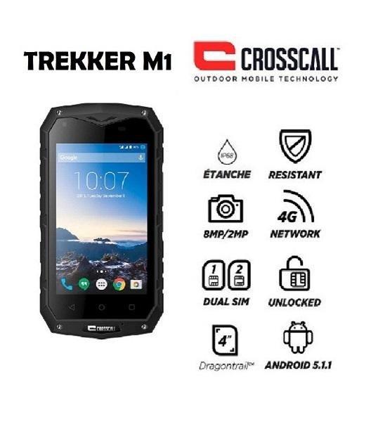 CROSSCALL TREKKER M1 SMARTPHONE